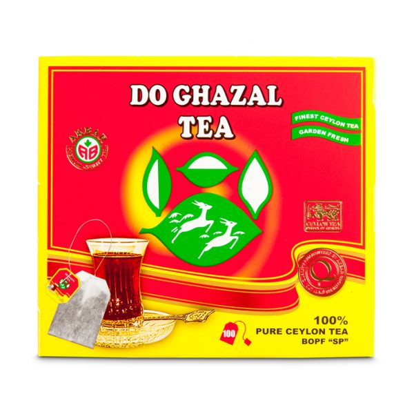 Do Ghazal tea – red – 24x100x2g
