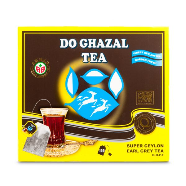 Do Ghazal tea – black – 24x100x2g