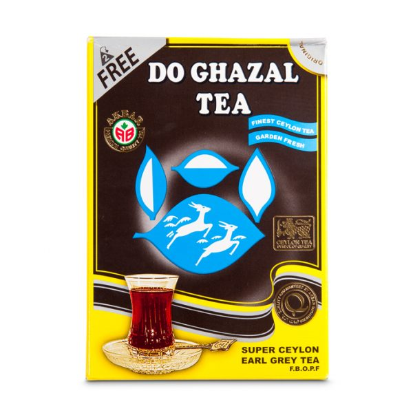Do Ghazal tea – black – 24x500g