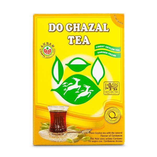 Do Ghazal tea – Cardamom 24x500g
