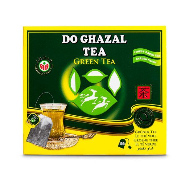 Do Ghazal tea – Green – 24x100x2g