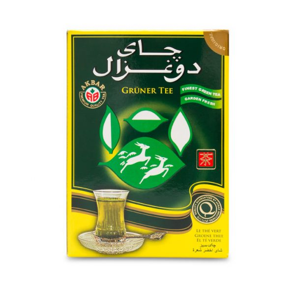 Do Ghazal tea – Green – 12x500g